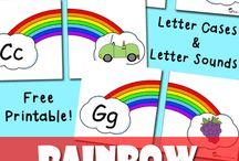 Baby learning / Alphabet
