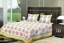 Block Printed BedSpreads / Shop - Bedding, Bed Sheets, Bed Covers at Virasat. Visit: http://thevirasat.com/product-category/bedding/