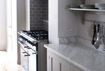 Classic / Limestone, marble, slate and other natural stone in classic room settings.