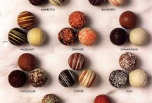 Addicted to chocolate.