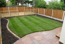 Garden low maintenance
