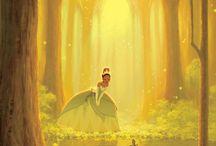 princess and the frog