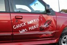 Chuck Norris / by John Erwin