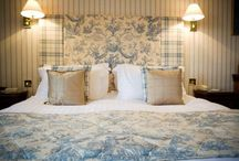 Master Bedrooms at Lindeth Fell / Our Master rooms offer the highest quality in the hotel. They are the largest rooms, luxuriously furnished and decorated, with additional touches like fresh flowers and fruit in the room and DAB radio/ipod players. / by Lindeth Fell Country House