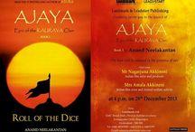 AJAYA / AJAYA Book Launch by Anand Neelakantan with Nagarjuna