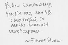 Quotes / by Vanessa Evans