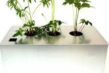 Rum i haven / Inspiration til indretning og møbler i haven