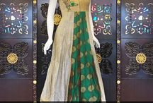 Designer Long Anarkali Gown Collection-2