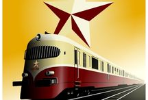 Soviet railwais