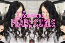 Bellami Hair Tutorials / Create glorious hairstyles with Bellami Hair, we'll show you how!