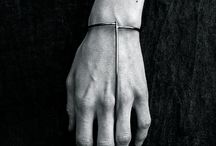 hands and jewellery