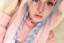 ae: pastel goth