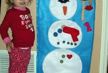 Winter/Holiday Crafts / by Kirsten Kirby-Jewell