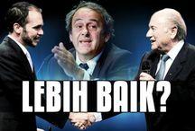 Calon Pengganti Sepp Blatter / Pangeran Ali bin Al-Hussein berasal dari Yordania, ia dipercaya para voter FIFA akan menggantikan Sepp Blatter dari kursi presiden FIFA pasca kasus penangkapan pejabat tinggi FIFA. Detail Klik: http://goo.gl/HXngg4