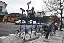 RA - bike rack
