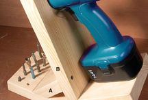 Woodworking Tools Organization