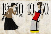 Fashion across centuries
