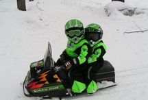Snowmobiling / Snowmobiling Enthusiasts