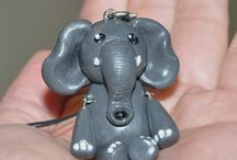 Polymer Clay Creations / Polymer Clay items made by Peculiaris