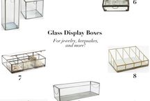 Places to Visit / Cabinets and Showcase  have the UK's largest selection of aluminium glass display cabinets, revolving display cabinets, wall mounted cabinets and a vast selection of retail shop counters.