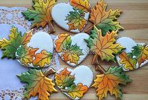 Пряники Осень