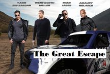 The Great Escape - coming in 2016 / The Great Escape - coming in 2016