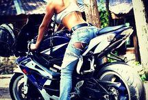 Moto & Girl