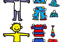Pre School Todd Parr and faves