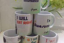 'i' mugs