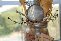 Mason Jars etc... / by Heather Neil