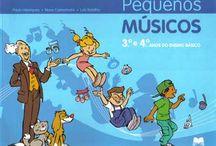 Music books / Manuais de música