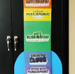 Rock and roll classroom theme