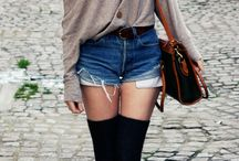 Thigh boots, Stockings, Socks: Fashion & Style Guide