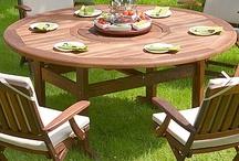 Garden furniture / Zahradní nábytek