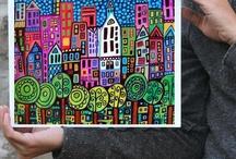 Art Inspiration - Printing
