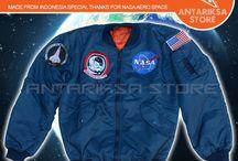 jaket nasa space shuttle