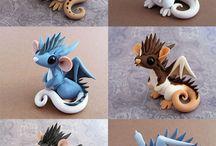 Dragon & fairy world