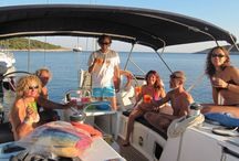 Croazia: Spalato, le isole di Vis e Hvar in barca a vela! / Una crociera in barca tra le più belle isole della Dalmazia e Croazia. Partiremo da Trogir/Spalato e visiteremo la spiaggia di Zlatni Rat a Brac, Stari Grad sull'isola di Hvar e le verdissime Pakleni.