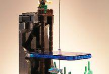 créations en Lego