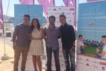 PRESENTACIÓN CAMPUS INTERNACIONAL HERMANOS CALLEJÓN / El pasado 5 de Junio tuvo lugar la presentación del Campus Internacional de los Hermanos Callejón, en el Club Náutico de Motril, del que Oleaje Playa Granada es patrocinador oficial.