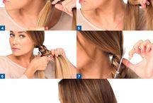 Cabelos / Penteados, cortes e afins!