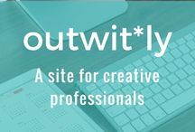 outwit*posts / Blog posts from outwitly.com on design strategy, UX/UI design and research, process and championing change at work.