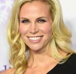 BROOKE BURNS at Hallmark Channel Party at  Winter TCA Tour in Pasadena