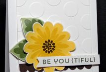 Stampin' Up! - Flower Patch / by Kim Miller