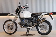 BMW Airhead Scrambler -project