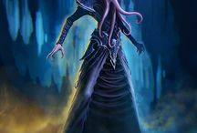 Dnd - Illithid/Mindflayer