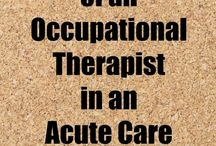 Occupation Based OT ideas