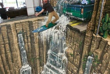 3-D  and/or Street Art / by Beverly Ray