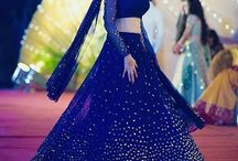 outfits and ghagra
