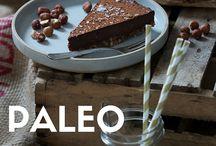 Paleo nutella taart